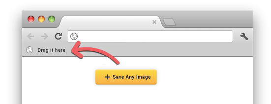 save any image bookmarklet
